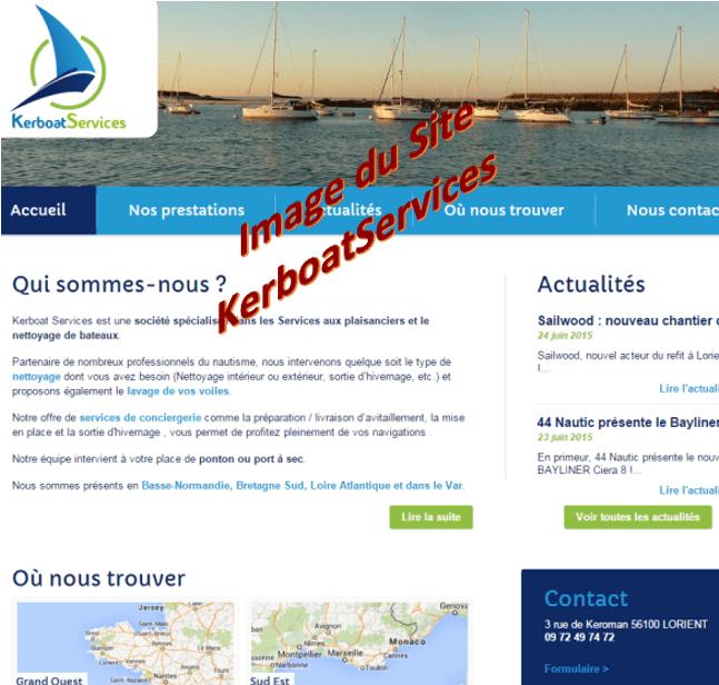 Nettoyage bateau KerboatServices