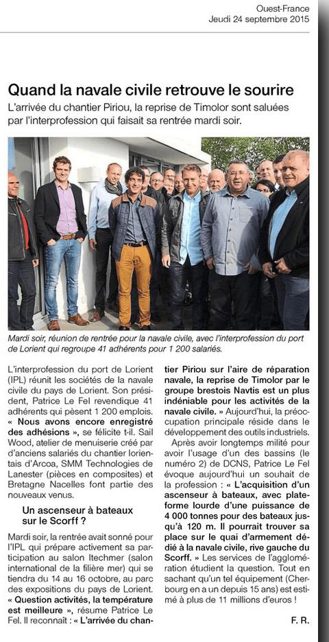 Interprofession Port de Lorient