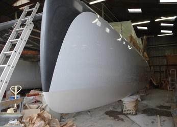 Sailwood, chantier naval à Lorient