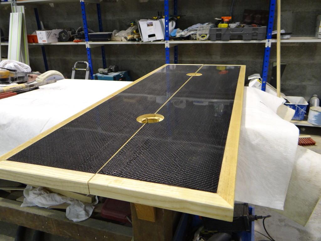Table Carbone atelier