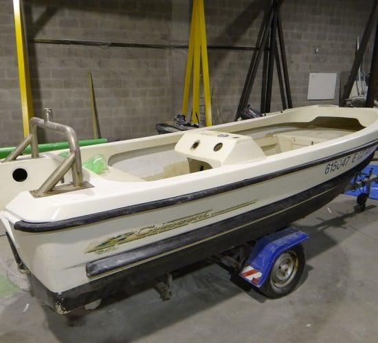 Les r alisations sailwood yacht motor yacht refit - Reparation telephone lorient ...