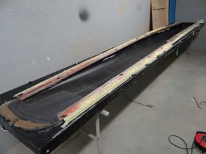 Infusion Carbone Epoxy