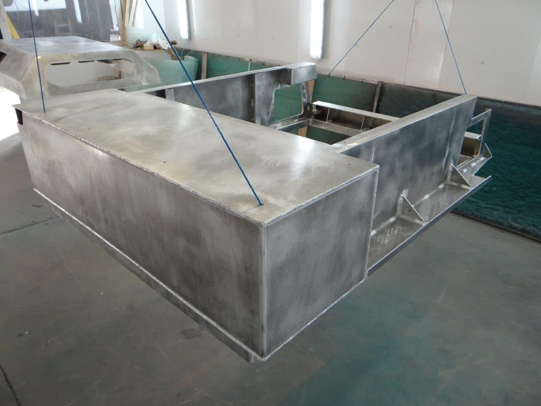 Peinture Aluminium