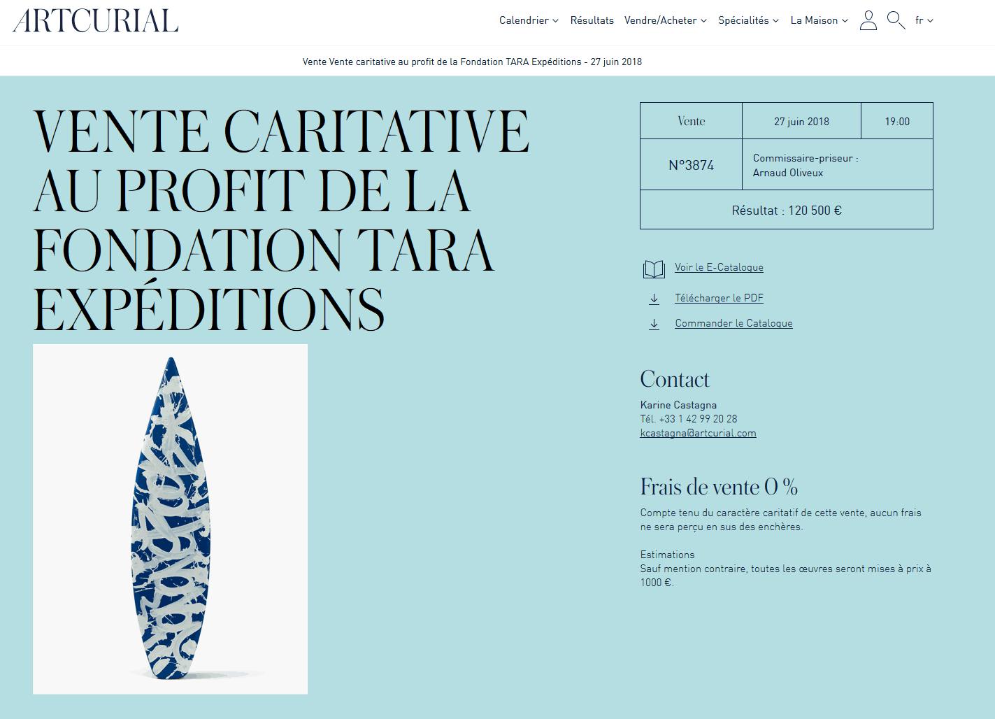Fondation Tara